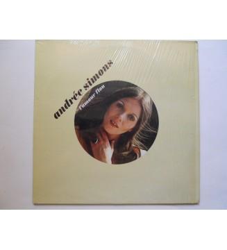 Andrée Simons - L'Amour Flou (LP) mesvinyles.fr