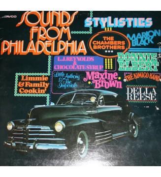 Various - Sounds From Philadelphia (LP, Comp) mesvinyles.fr