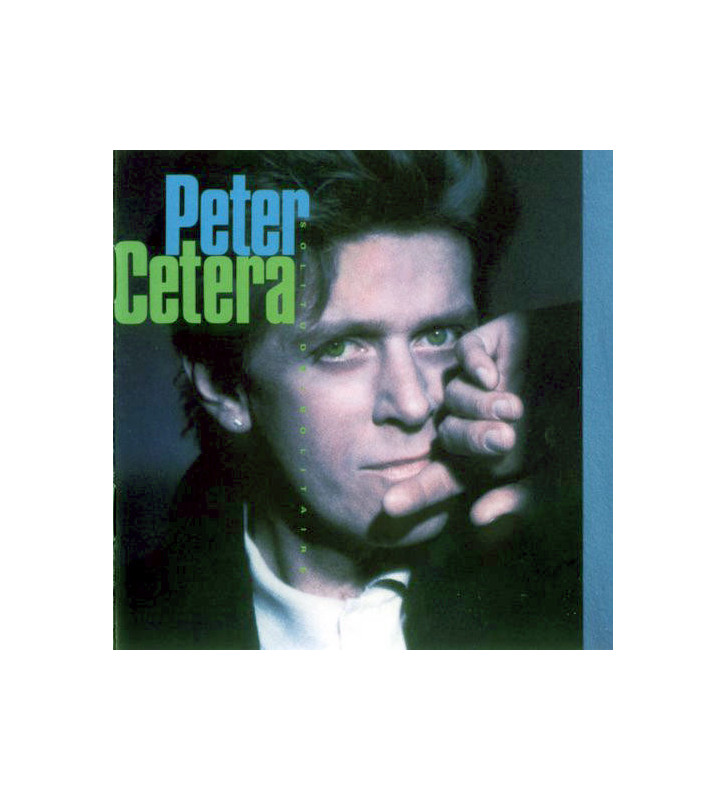 Peter Cetera - Solitude / Solitaire (LP, Album) mesvinyles.fr