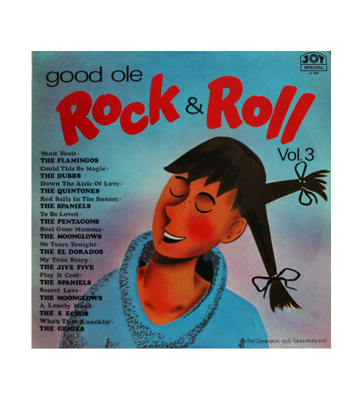 Various - Good Ole Rock & Roll Vol. 3 (LP, Comp) mesvinyles.fr