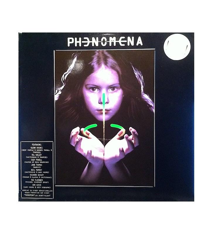 Phenomena (4) - Phenomena (LP, Album) mesvinyles.fr