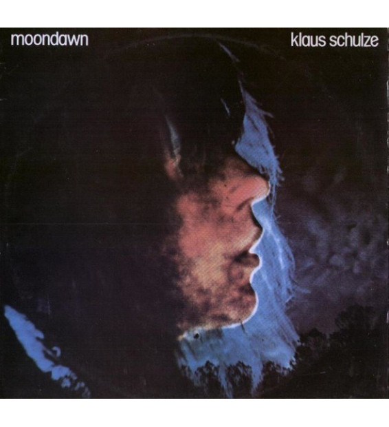 Klaus Schulze - Moondawn (LP, Album) mesvinyles.fr