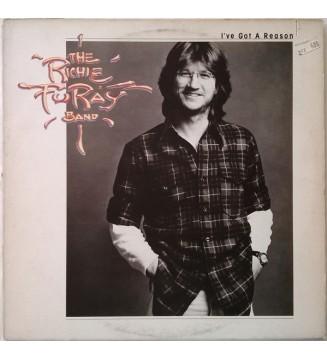 The Richie Furay Band - I've Got A Reason (LP, Album, CSM) mesvinyles.fr