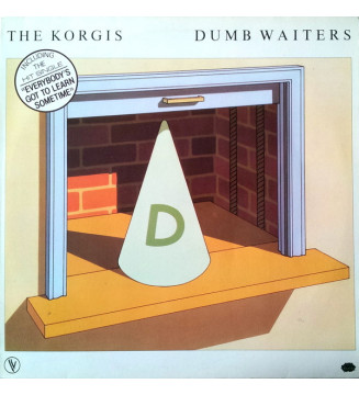 The Korgis - Dumb Waiters (LP, Album) mesvinyles.fr