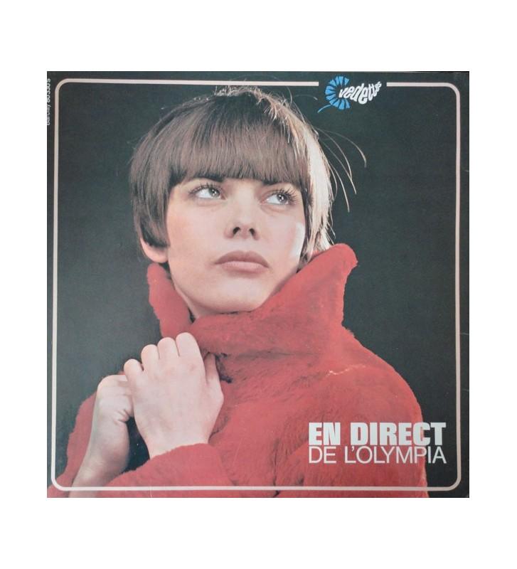 Mireille Mathieu - En Direct De L'Olympia (LP, Album, Gat) mesvinyles.fr