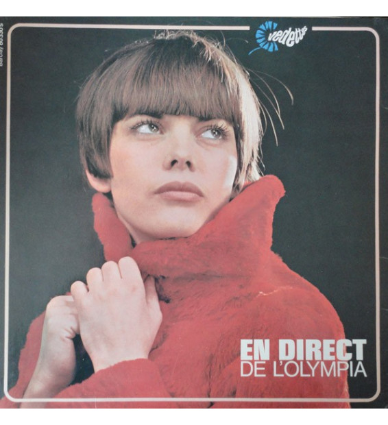 Mireille Mathieu - En Direct De L'Olympia (LP, Album, Gat)