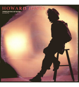 "Howard Jones - Things Can Only Get Better (Extended Mix) (12"") mesvinyles.fr"