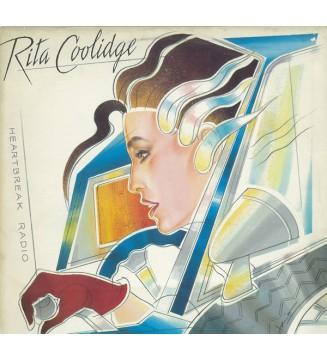 Rita Coolidge - Heartbreak Radio (LP, Album) mesvinyles.fr