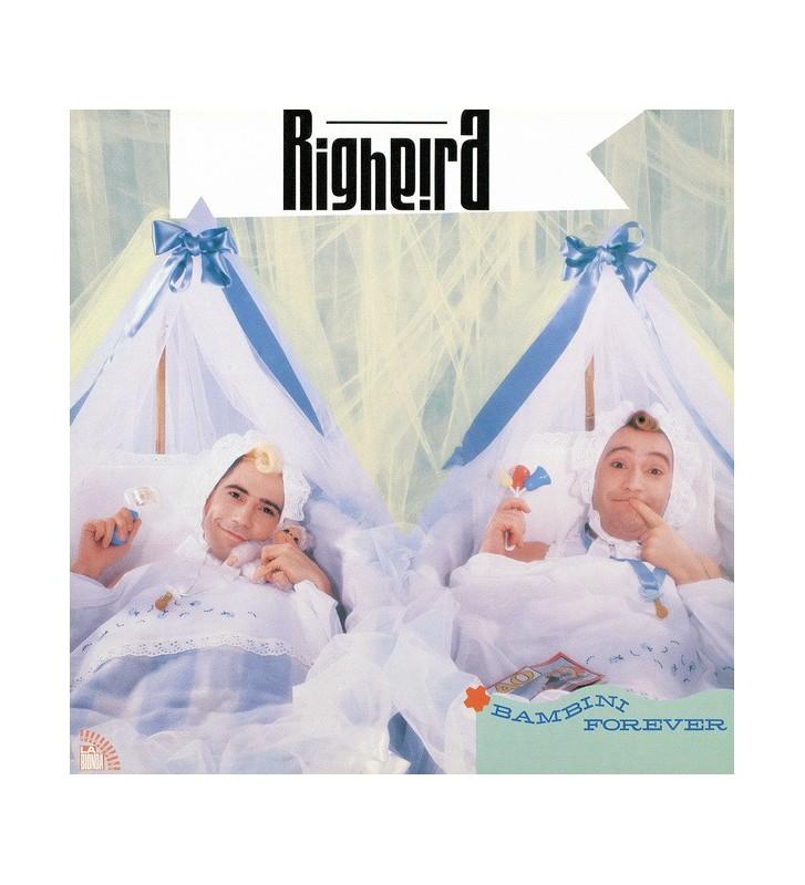 Righeira - Bambini Forever (LP, Album) mesvinyles.fr