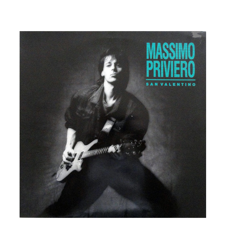 Massimo Priviero - San Valentino (LP, Album) mesvinyles.fr