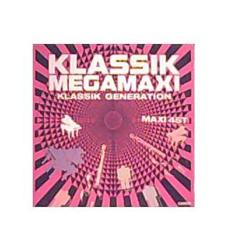 "Klassik Generation - Klassik Megamaxi (Remix) (12"", Maxi) mesvinyles.fr"