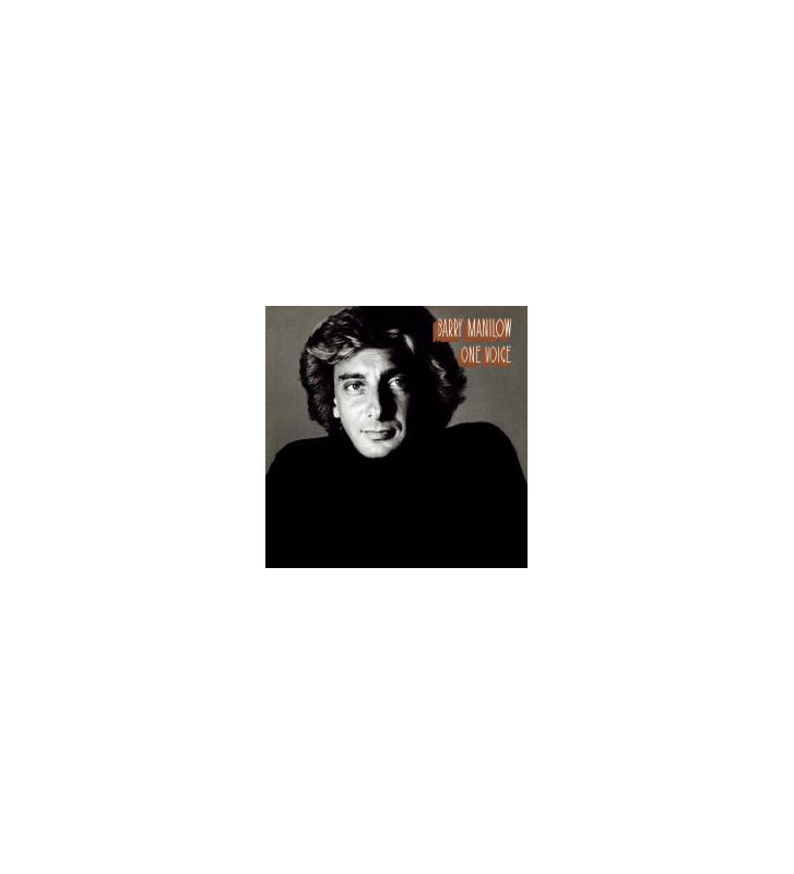 Barry Manilow - One Voice (LP, Album) mesvinyles.fr