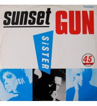 """Sunset Gun - Sister (12"""") mesvinyles.fr"""