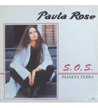 Paula Rose - S.O.S. Pianeta Terra (LP, Album) mesvinyles.fr