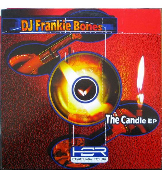 "Frankie Bones - The Candle EP (12"", EP) mesvinyles.fr"
