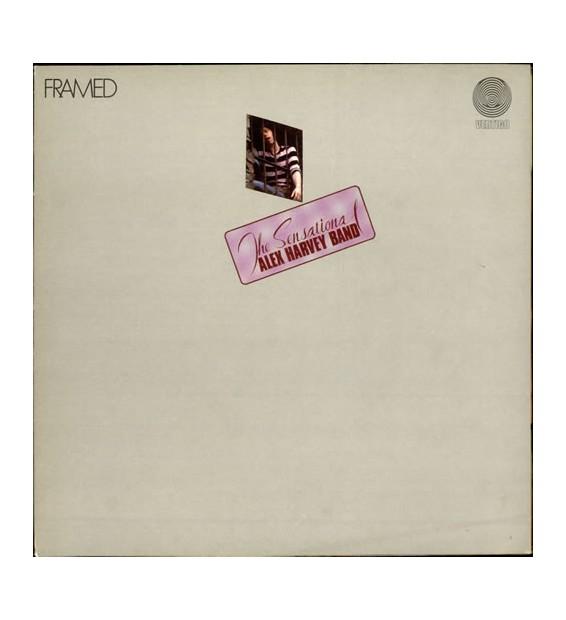 The Sensational Alex Harvey Band - Framed (LP, Album, RP)