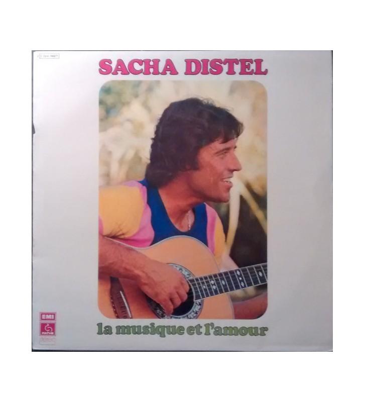Sacha Distel - La Musique Et L'Amour (LP, Album) mesvinyles.fr