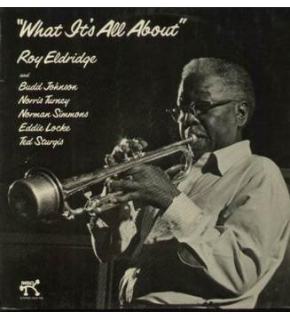 Roy Eldridge - What It's All About (LP, Album) mesvinyles.fr