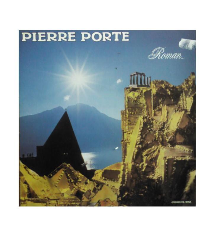 Pierre Porte - Roman... (LP, Album) mesvinyles.fr