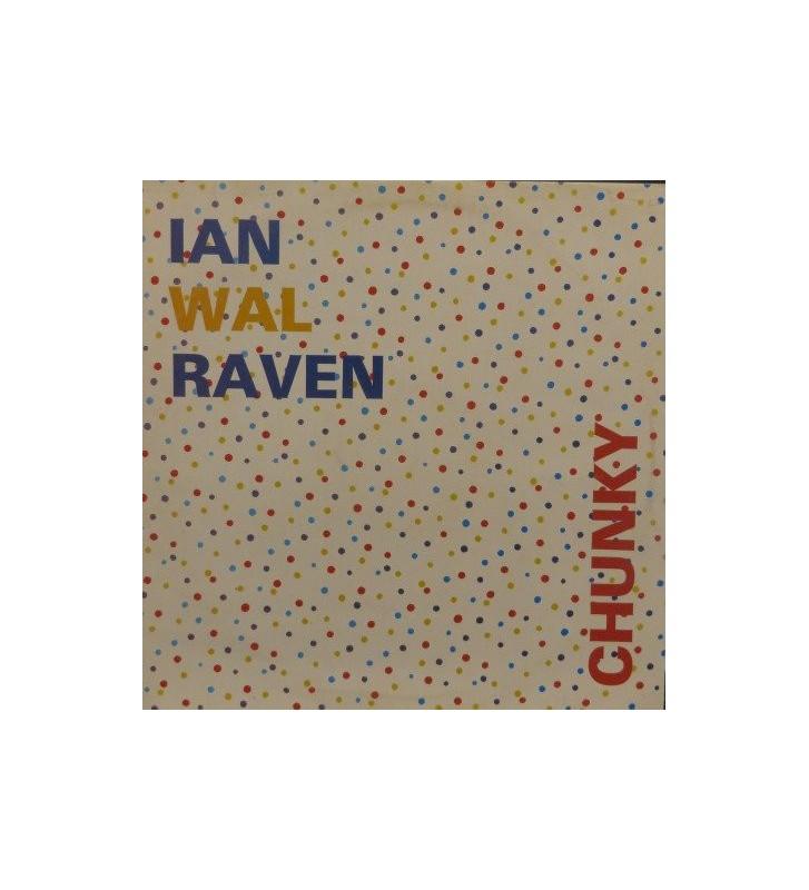Ian Wal Raven* - Chunky (LP, Album) mesvinyles.fr