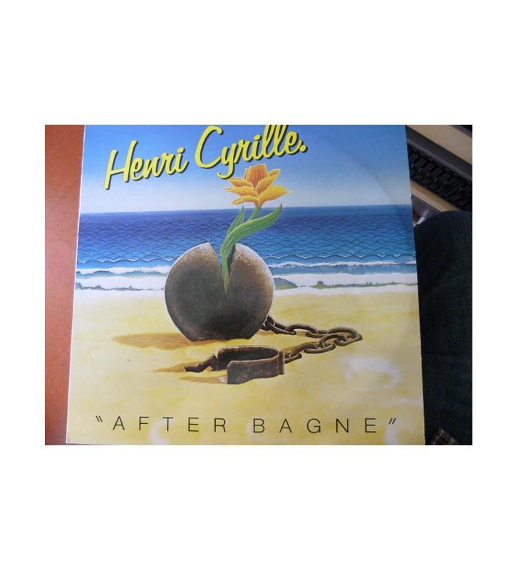 Henri Cyrille - After Bagne (LP, Album) mesvinyles.fr