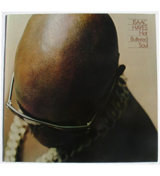 Isaac Hayes - Hot Buttered Soul (LP, Album, RE)