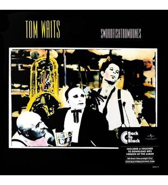 Tom Waits - Swordfishtrombones (LP, Album, RE, RM, 180) mesvinyles.fr