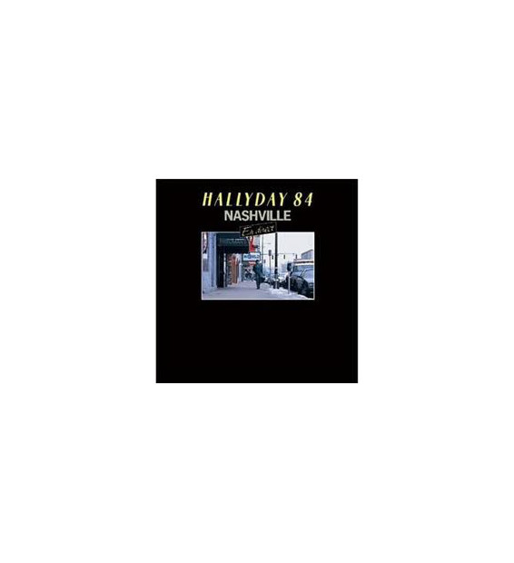 Johnny Hallyday - Nashville 84 (2xLP, Box) mesvinyles.fr