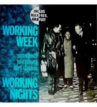 Working Week - Working Nights (2xLP, Ltd) mesvinyles.fr