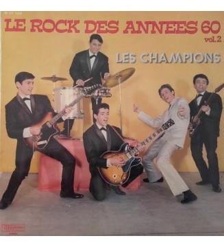 Les Champions (2) - Le Rock Des Années 60 Vol. 2 (LP, Comp) mesvinyles.fr