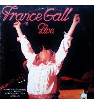 France Gall - France Gall Live (2xLP, Album, Gat)