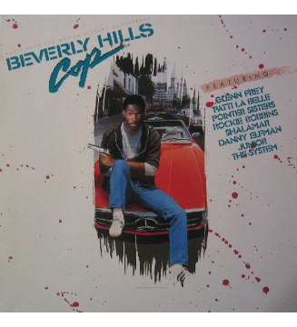 "Various - Music From The Motion Picture Soundtrack ""Beverly Hills Cop"" (LP, Comp)"