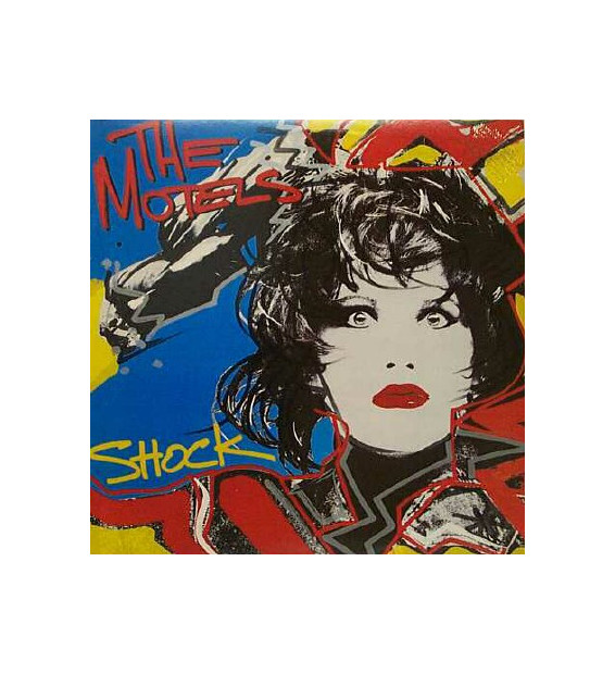 The Motels - Shock (LP, Album)