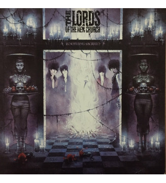 The Lords Of The New Church* - Is Nothing Sacred? (LP, Album) mesvinyles.fr