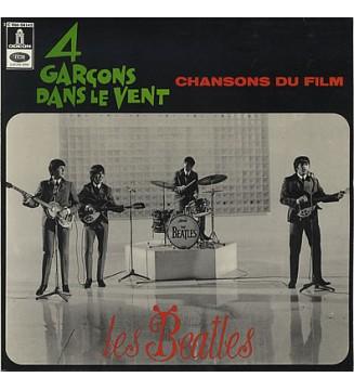 Les Beatles* - 4 Garçons Dans Le Vent (LP, Album, RE) mesvinyles.fr
