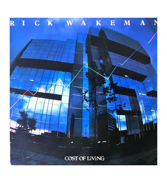 Rick Wakeman - Cost Of Living (LP, Album) mesvinyles.fr