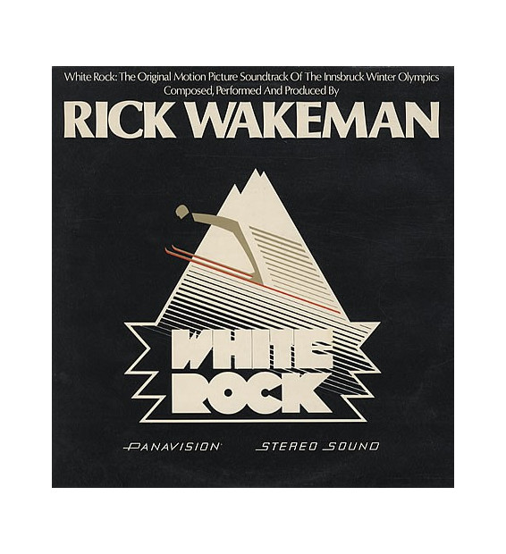 Rick Wakeman - White Rock (LP, Album) mesvinyles.fr