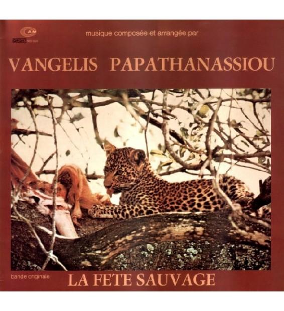 Vangelis Papathanassiou* - La Fete Sauvage (LP, Album, RE) mesvinyles.fr