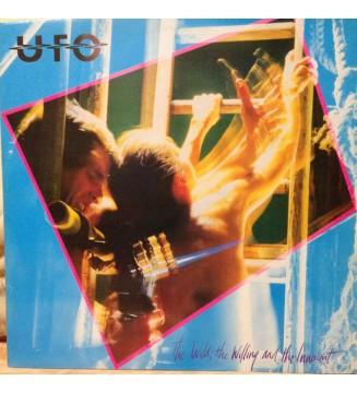 UFO (5) - The Wild, The Willing And The Innocent (LP, Album) mesvinyles.fr