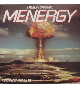 Patrick Cowley - Menergy (LP, Album) mesvinyles.fr