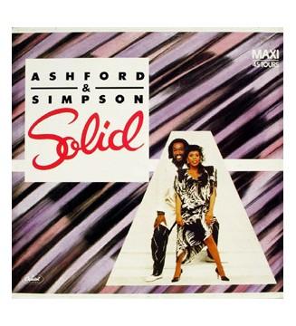 """Ashford & Simpson - Solid (12"""", Maxi)"""