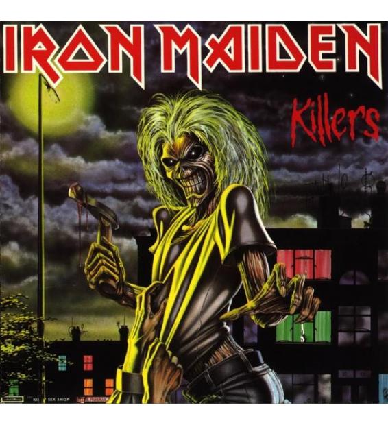 IRON MAIDEN - killers mesvinyles.fr