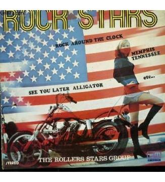 The Rollers Stars Group - Rock Stars (LP, Album) mesvinyles.fr