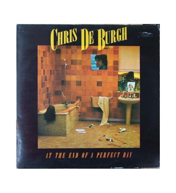 Chris de Burgh - At The End Of A Perfect Day (LP, Album) mesvinyles.fr