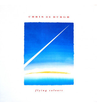 Chris de Burgh - Flying Colours (LP, Album) mesvinyles.fr