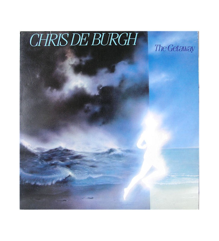 Chris de Burgh - The Getaway (LP, Album) mesvinyles.fr