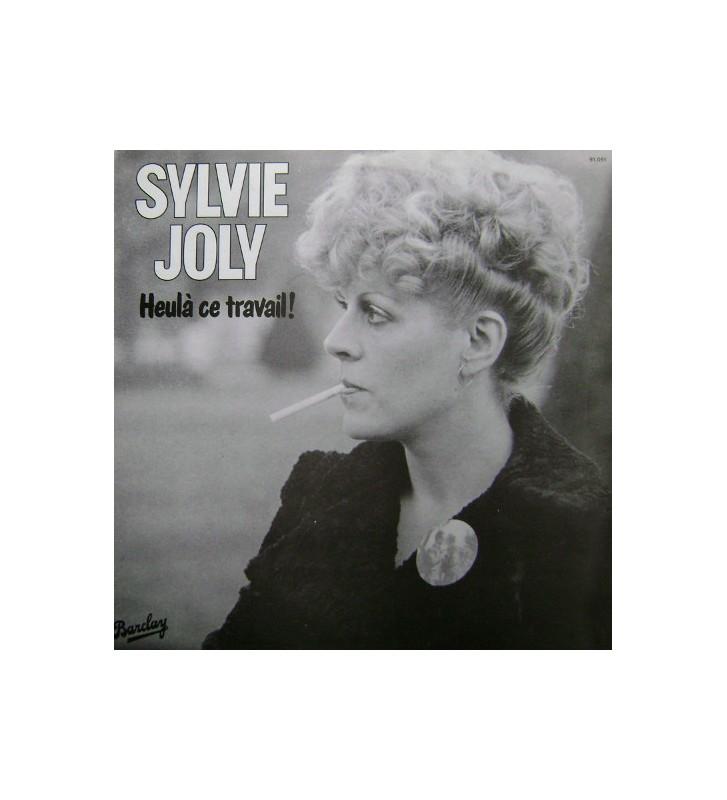 Sylvie Joly - Heulà Ce Travail ! (LP, Album) mesvinyles.fr