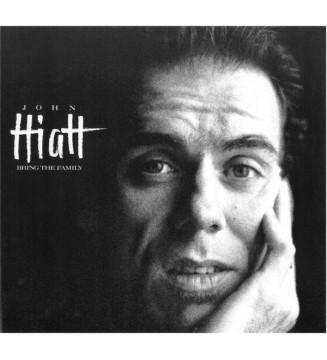 John Hiatt - Bring The Family (LP, Album) mesvinyles.fr