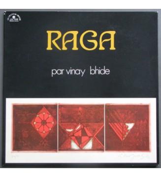 Vinay Bhide - Raga (LP, Album) mesvinyles.fr