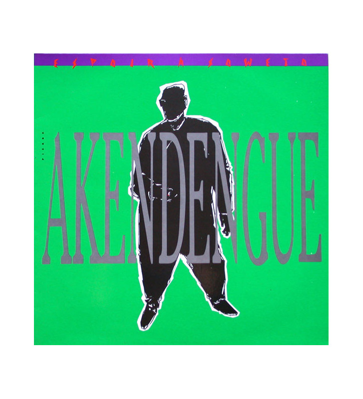 Pierre Akendengue - Espoir A Soweto (LP) mesvinyles.fr